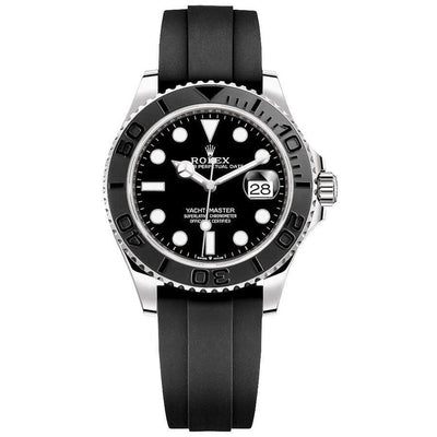 Rolex Yacht-Master 42 226659 Black Dial-First Class Timepieces