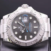 Rolex Yacht-Master I 40mm 126622 Rhodium Dial Pre-Owned-First Class Timepieces