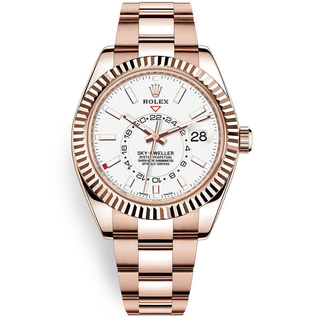 Rolex Sky-Dweller 42mm 326935 White Dial