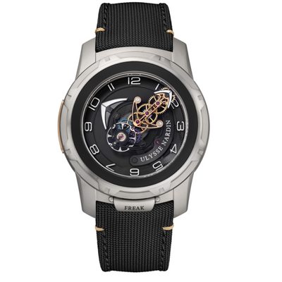 Ulysse Nardin Freak Out Tourbillon 45mm 2053-132/02 Black Dial-First Class Timepieces