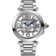 Cartier Pasha De Cartier 41mm WHPA0007 Overworked Dial