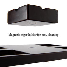 Load image into Gallery viewer, Cigar Holder Whiskey Glasses Set