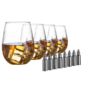 Whiskey Bullet Glasses