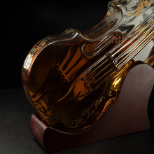 Load image into Gallery viewer, Glass Violin Decanter