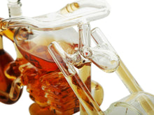 Load image into Gallery viewer, Motorcycle Whiskey Decanter Elegant Motorbike 750ml