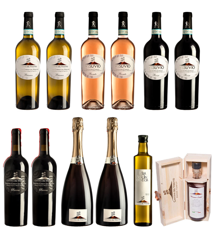 12 Bottles - Basic Wine Best Seller Selection