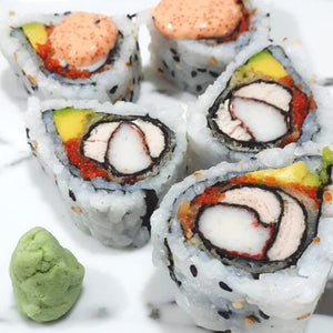 Clase Sushi Lovers