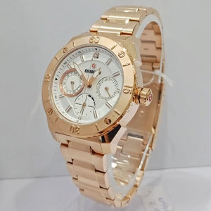 Jam Tangan EXPEDITION ORIGINAL WANITA E-6759 ROSEGOLD