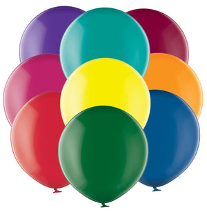 Belbal 36 inch crystal balloons