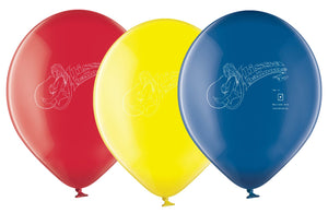 Balloon Ace Alissa balloons in assorted colours