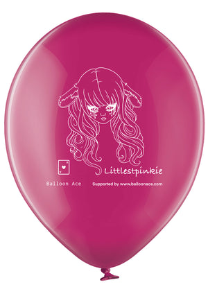 Open image in slideshow, Balloon Ace Littlestpinkie balloons