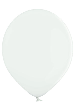 "Open image in slideshow, Belbal 14"" round standard balloons in white"