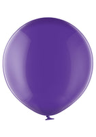 Belbal 24 inch crystal balloons in purple