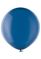 Belbal 36 inch crystal balloons in blue