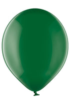 Belbal 12 inch crystal balloons in green