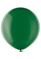 Belbal 24 inch crystal balloons in green