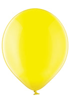 Belbal 12 inch crystal balloons in yellow