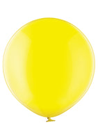Belbal 36 inch crystal balloons in yellow