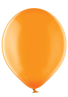 Belbal 12 inch crystal balloons in orange