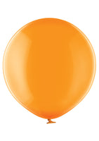 Belbal 36 inch crystal balloons in orange
