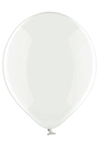 "Belbal 12"" round crystal balloons in clear"