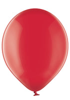 Belbal 12 inch crystal balloons in red