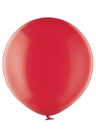 Belbal 24 inch crystal balloons in red