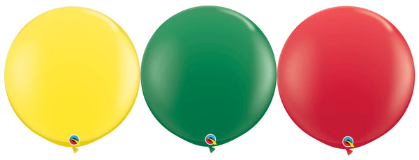 Qualatex 36 inch standard balloons