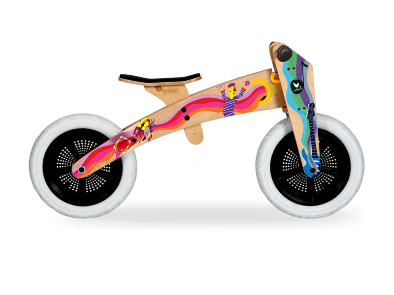 Wishbone Bike Ltd Ed Music 3in1