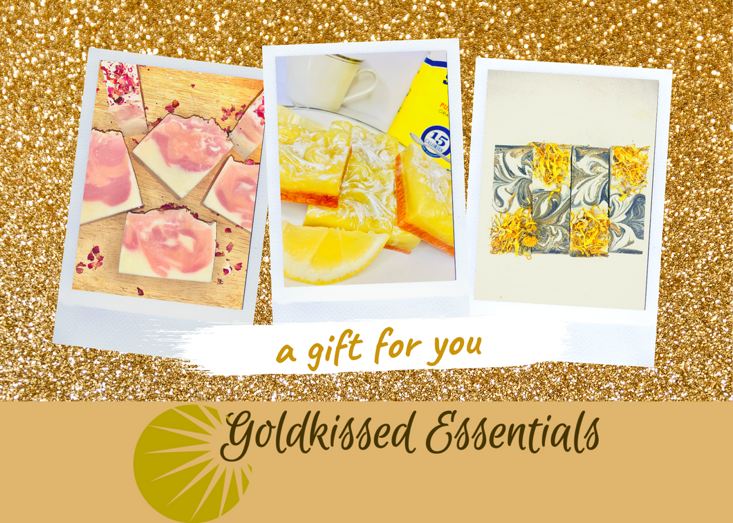 Goldkissed Essentials Gift Card