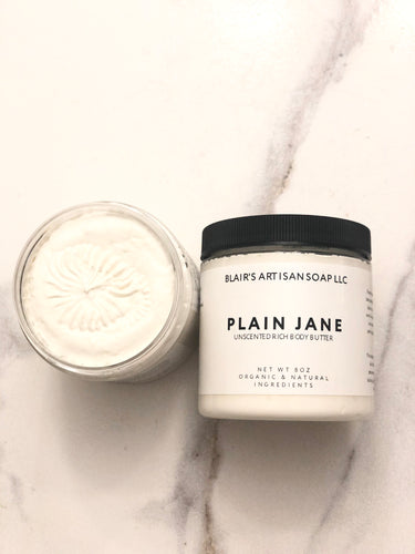 PLAIN JANE BODY BUTTER