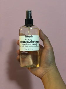 70% ALCOHOL BASED HAND SANITIZER