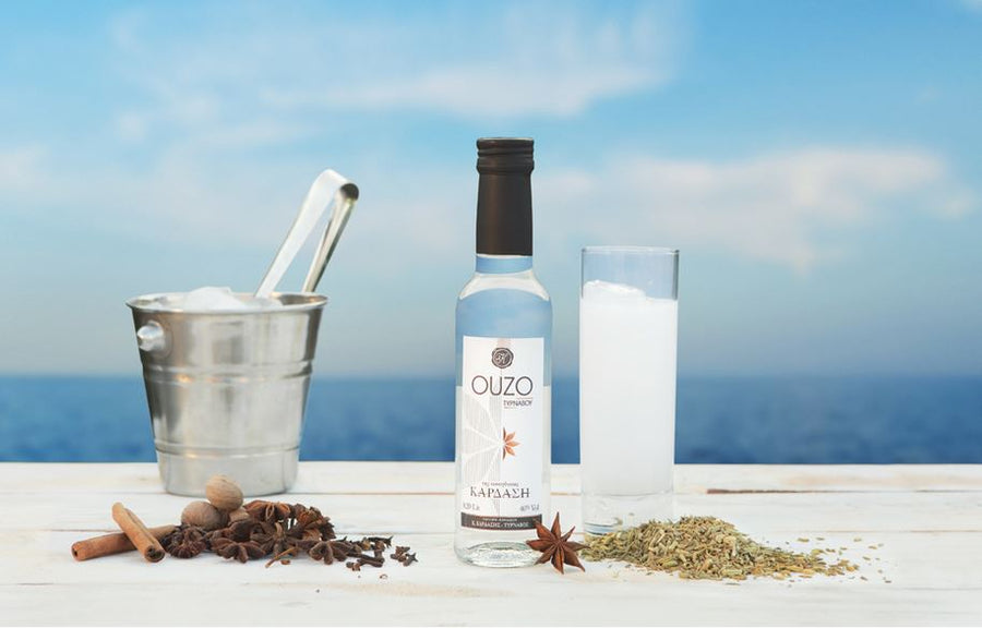 Ouzo of Tyrnavos