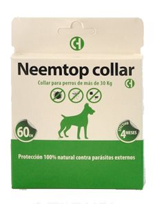 COLLAR ANTIPARASITO NATURAL NEEMTOP COLLAR