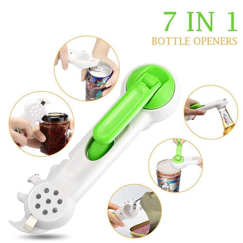7 in 1 Can Opener