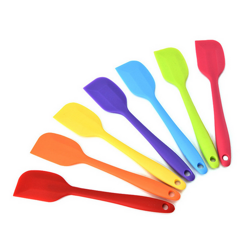 11 inch Kitchen Silicone Cream Butter Cake Spatula Mixing Batter Scraper