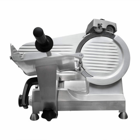10-Inch Commercial Semi-Auto Stainless Steel Meat Slicer