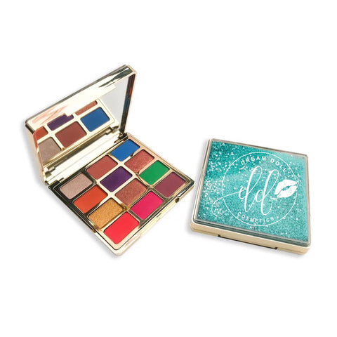 City Girl Compact Palette - Dream Doll Cosmetics