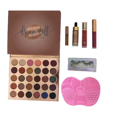 Dream Doll Makeup Box - Dream Doll Cosmetics