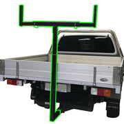 Universal Hitch Mount Ladder / Roof Rack Extension