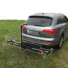 Motorbike Carrier with Ramp, Brake Light and Indicators