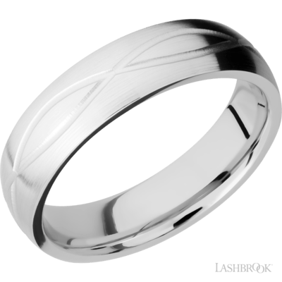 LASHBROOK - Cobalt Chrome w/Infinity Pattern