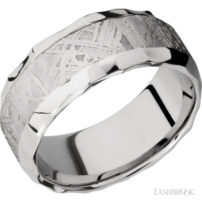 LASHBROOK - Cobalt Chrome w/Meteorite Inlay