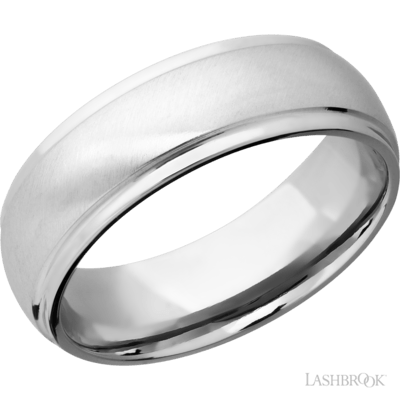 LASHBROOK - Domed Cobalt Chrome