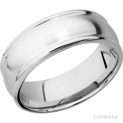 LASHBROOK - Domed/Rounded Cobalt Chrome