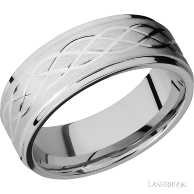 LASHBROOK - Cobalt Chrome w/Celtic Pattern