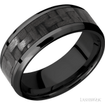 LASHBROOK - Zirconium w/Carbon Fibre Inlay