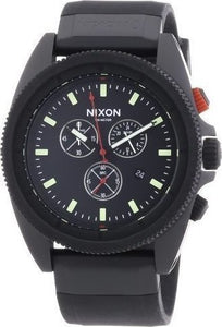 NIXON Rover Chrono, All Black/Red A290-760-00