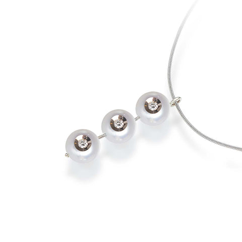 Galatea Pearl Necklace