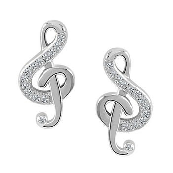 Legend Sterling Silver Earrings